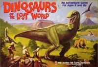 Board Game: Dinosaurs of the Lost World