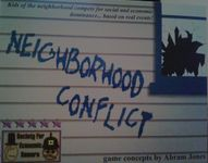 Board Game: Neighborhood Conflict