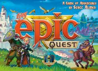 Board Game: Tiny Epic Quest