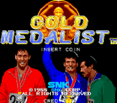 Video Game: Gold Medalist