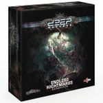 Board Game: Deep Madness: Endless Nightmares