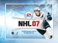 Video Game: NHL 07