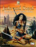 RPG Item: Jade and Steel: Roleplaying in Mythic China