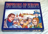 Board Game: Emperors of Europe