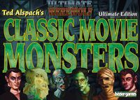Board Game: Ultimate Werewolf: Classic Movie Monsters