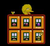 Video Game: Sesame Street: Big Bird's Hide and Speak