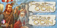 Board Game: A Feast for Odin: Lofoten, Orkney, and Tierra del Fuego