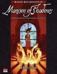 RPG Item: Bleeding Edge Adventure #1: Mansion of Shadows