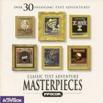 Video Game Compilation: Classic Text Adventure Masterpieces of Infocom