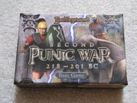 Board Game: Battleground Historical Warfare: Second Punic War 218-201 BC