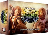 Board Game: Rent a Hero