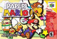 Video Game: Paper Mario