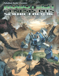 RPG Item: Robotech: The Genesis Pits Sourcebook
