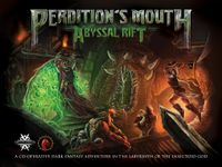 Board Game: Perdition's Mouth: Abyssal Rift