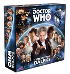 Board Game: Doctor Who: Time of the Daleks