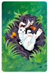 """Board Game: Dixit: Odyssey – """"Bunny"""" Promo Card"""