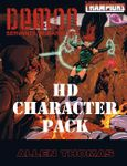 RPG Item: DEMON: Servants Of Darkness (HD Character Pack)