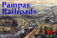 Board Game: Pampas Railroads