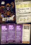 RPG Item: City of Mist Playbook: Kitsune