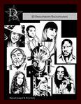 RPG Item: 10 Dragonborn Backgrounds