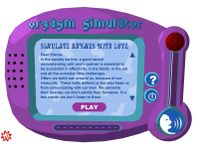 Video Game: Orgasm Simulator