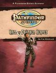 RPG Item: Pathfinder Society Scenario 1-40: Hall of Drunken Heroes
