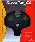 Video Game Hardware: SuperPad 64
