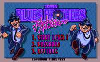 Video Game: The Blues Brothers: Jukebox Adventure