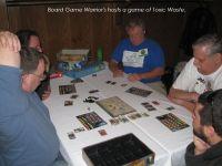 Board Game: Industrial Waste