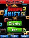 Video Game: Shape Shift