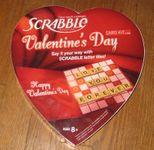 Board Game: Scrabble Valentine's Day