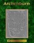 RPG Item: City of Archendurn