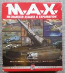 Video Game: M.A.X.: Mechanized Assault & Exploration