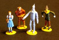 Board Game: The Wizard of Oz: The Game