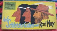 Board Game: Auf Schleichpfaden mit Karl May