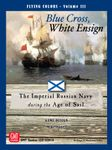 Board Game: Blue Cross, White Ensign