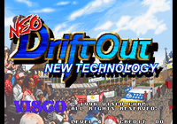Video Game: Neo Drift Out