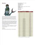 RPG Item: Classes of Fantasy: Merfolk