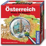 Board Game: Österreich: Finden Sie Winden