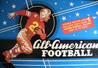 Board Game: All-American Football