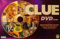 Board Game: Clue DVD Game