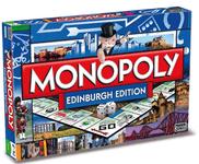 Board Game: Monopoly: Edinburgh