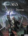 RPG Item: 365 Magic Items