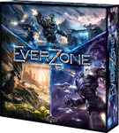 Board Game: EverZone: Strategic Battles in the Universe