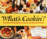 Board Game: What's Cooking?: The Ultimate Party Game for Cooks, Foodies & Friends