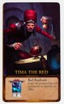 Board Game: Apotheca: Tima the Red Promo Card