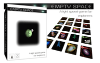 Board Game: Empty Space Explorers