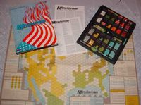 Board Game: Minuteman: The Second American Revolution