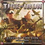 Board Game: Tide of Iron:  Days of the Fox