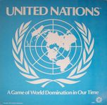 Board Game: United Nations: A Game of World Dimension in Our Time